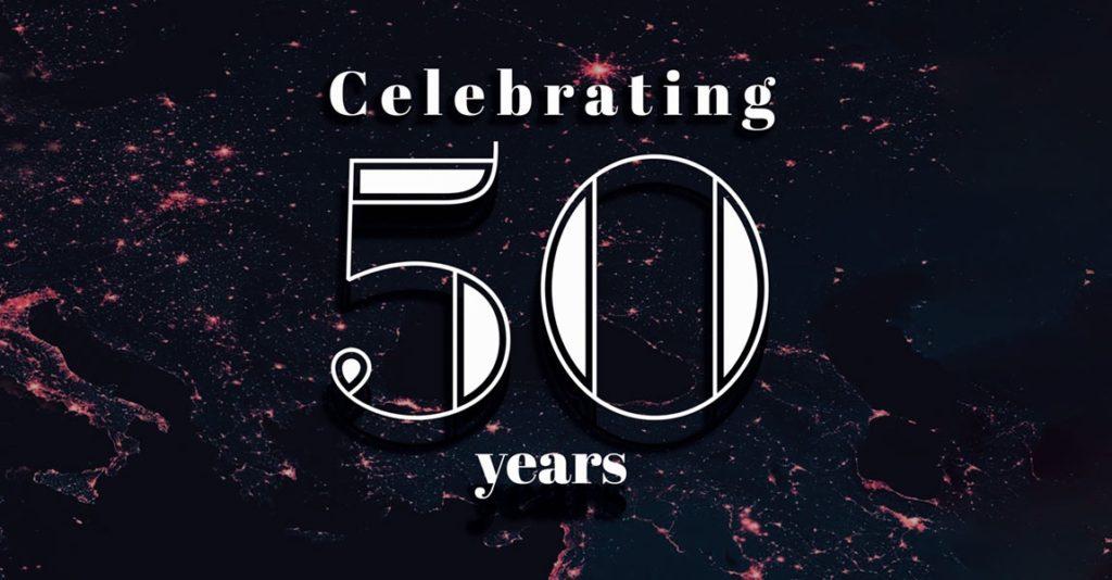 Celebrating 50 Years